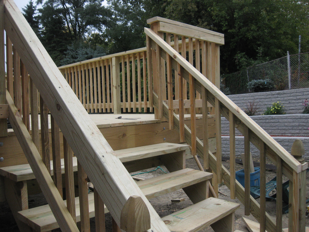 Pittsburgh contractor deck