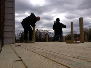 Deck construction pittsburgh